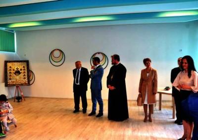 "Deschiderea oficială a Școlii Primare ""Ep. Dr. Alexandru Rusu"""