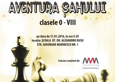 Aventura șahului